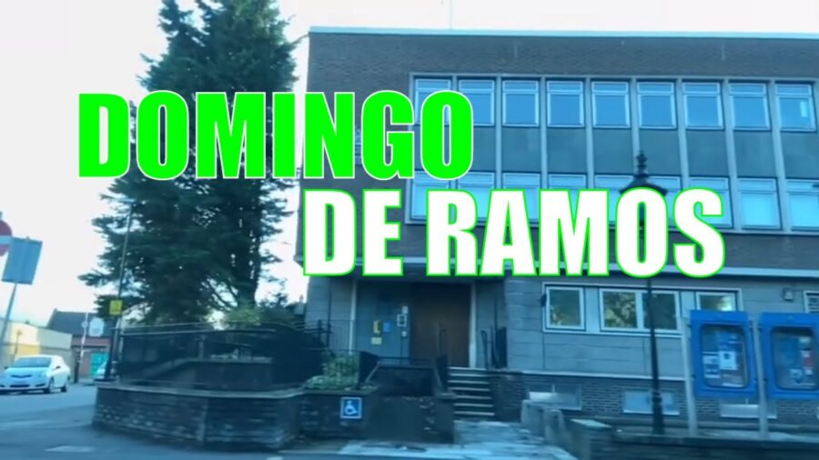 Domingo de Ramos reflexión del evangelio