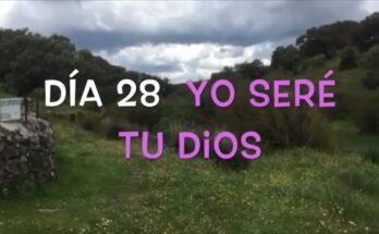 Camino de Cuaresma - Yo seré tu Dios