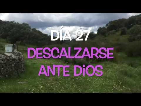 Camino de Cuaresma - Descalzarse ante Dios
