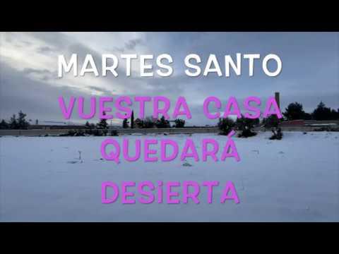 Martes Santo - Camino de Semana Santa con el Padre Guillermo Serra