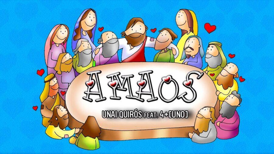 Canción para el JUEVES SANTO de Unai Quirós