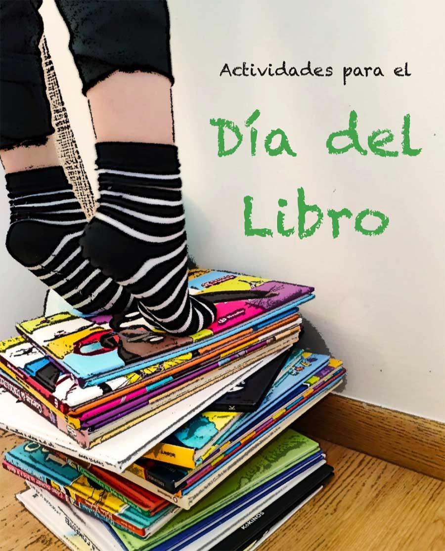 Actividades para el Día del Libro