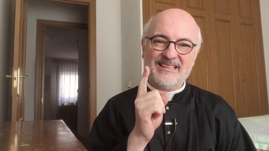 El Padre Fortea habla sobre la pandemia y la teología liberal