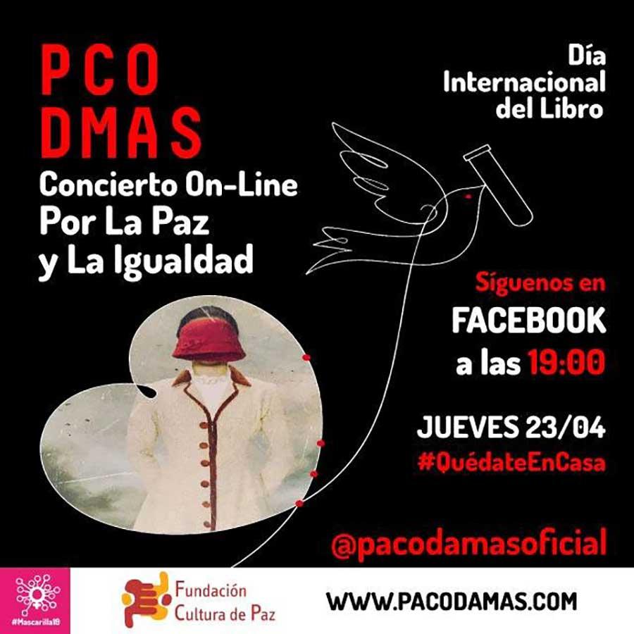 Concierto Paco Damas