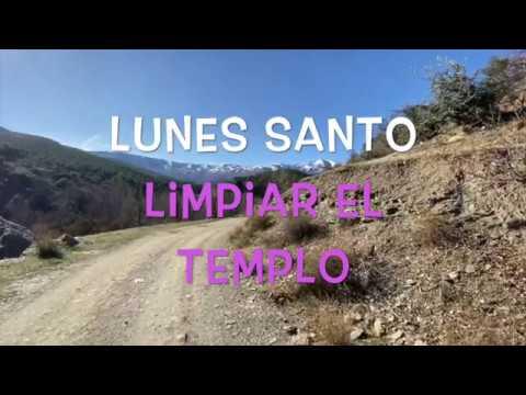 Camino de Semana Santa del Padre Guillermo Serra | LUNES SANTO