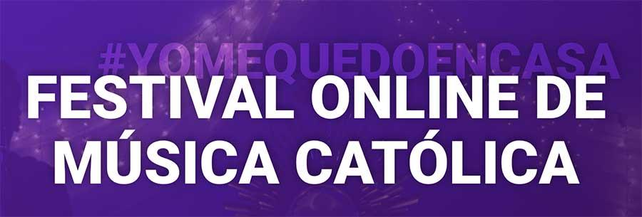 Festival online de Música católica
