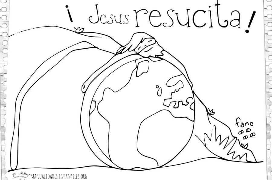Jesus resucita de Fano