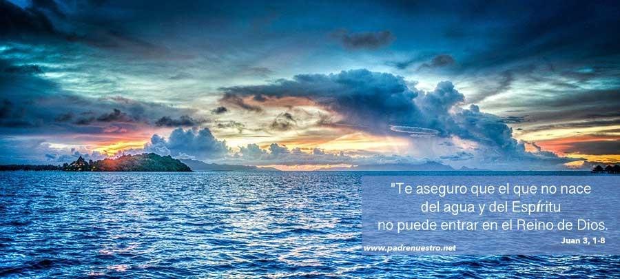 Evangelio según San Juan 3, 1-8