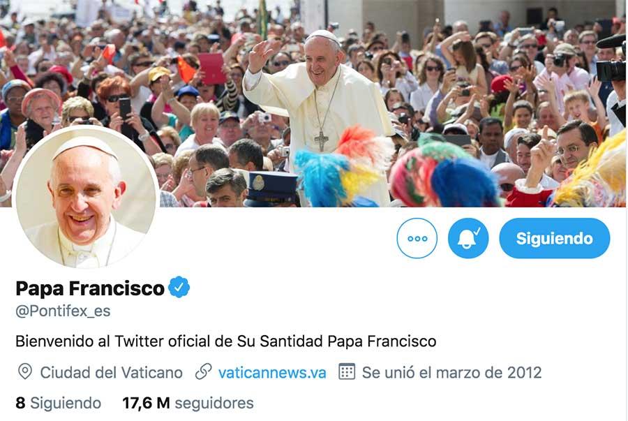 Tutis del Papa Francisco