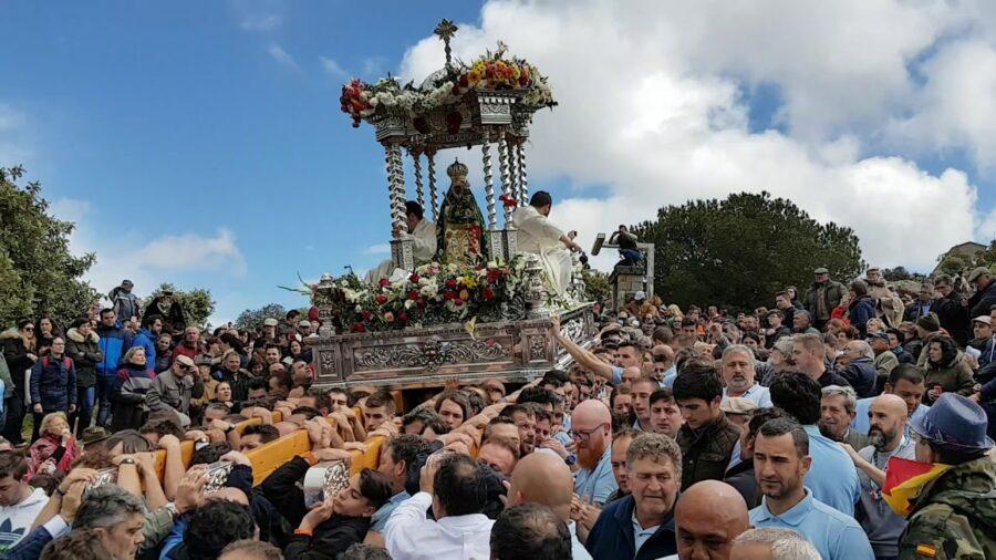 La historia de la Romería de la Virgen de la Cabeza de Andújar