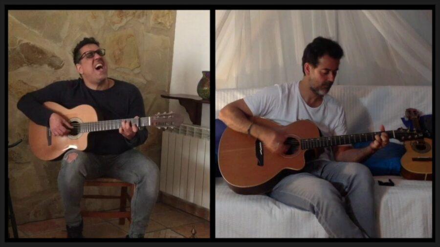 "Concierto de Pedro Sosa y Adolfo Langa ""Canto a la vida"""