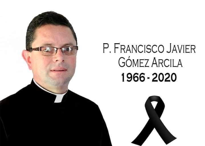 Padre Francisco Javier Gómez