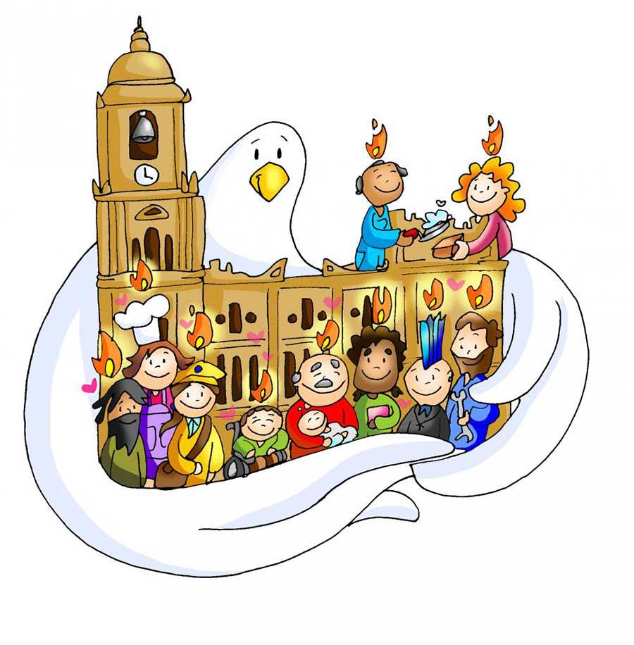 Iglesia en Pentecostés