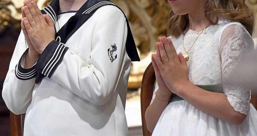 Suspendidos los Bautismos, Primeras Comuniones, Matrimonios y Confirmaciones hasta que pase el estado de alerta sanitaria