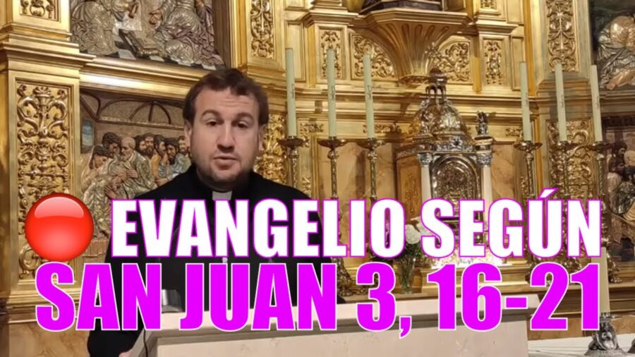 Evangelio del día 22 de abril