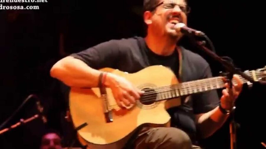 "Pedro Sosa ""Razones"" del disco Universo de Trapo [Vídeo]"