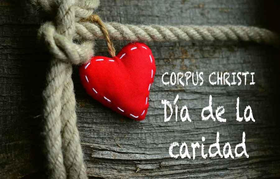 ᐅ Mensaje de los OBISPOS con motivo de la FESTIVIDAD del CORPUS CHRISTI, Día  de la CARIDAD