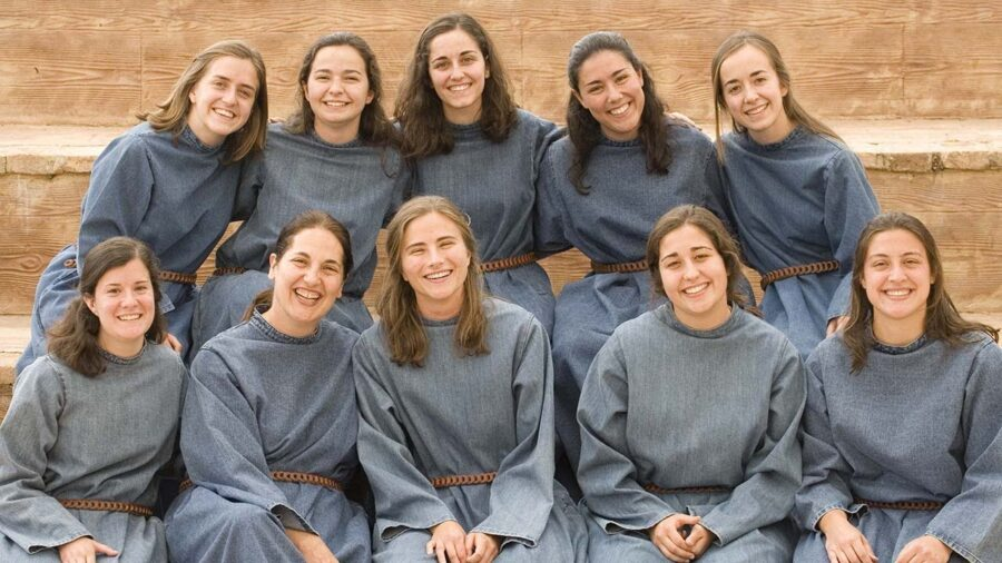 Testimonio vocaciones religiosas jóvenes