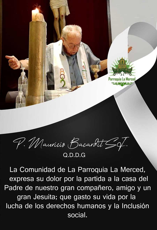 Padre Mauricio Bacardit