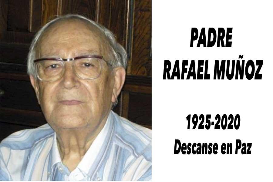Padre Rafael Muñoz