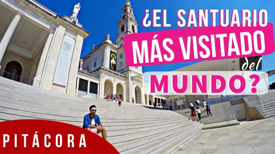 Visitamos el Santuario de Fátima - Portugal [Vídeo]