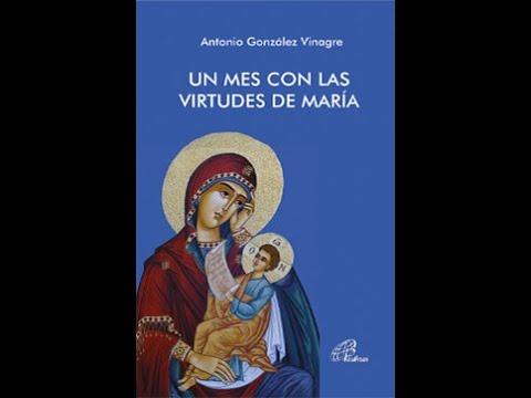 LIBRO | Un mes con las virtudes de MARÍA