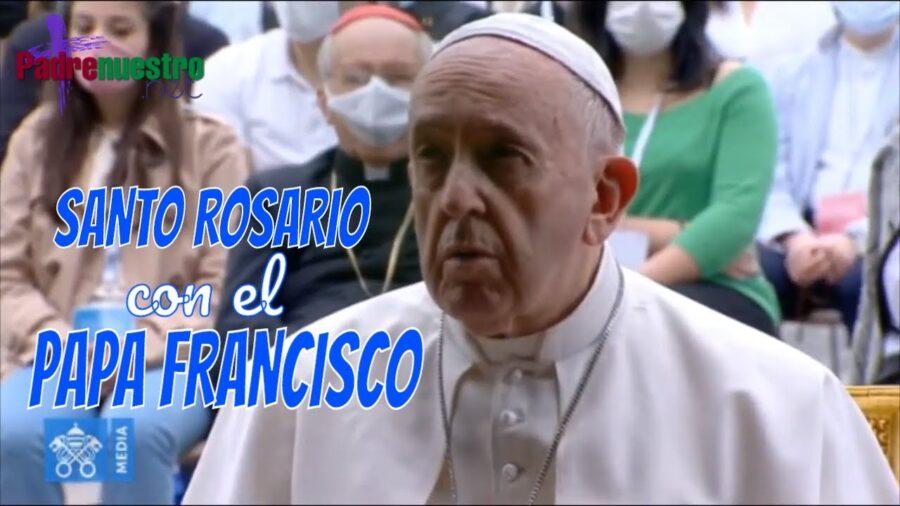 El papa convoca una Jornada de oración, ayuno y caridad