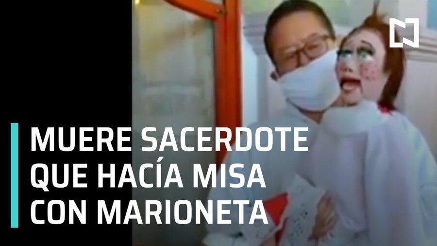 Fallece el Padre Eduardo Hernández Rodríguez
