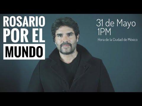 ROSARIO por el MUNDO con Eduardo Verastegui