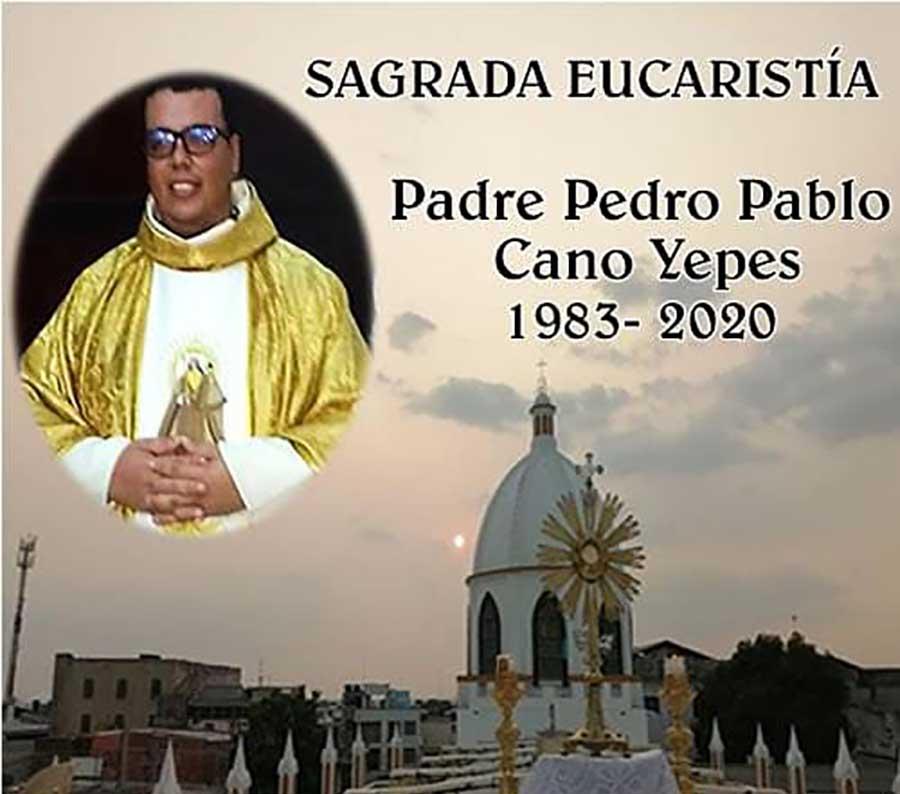 FALLECE Padre Pedro Pablo Cano