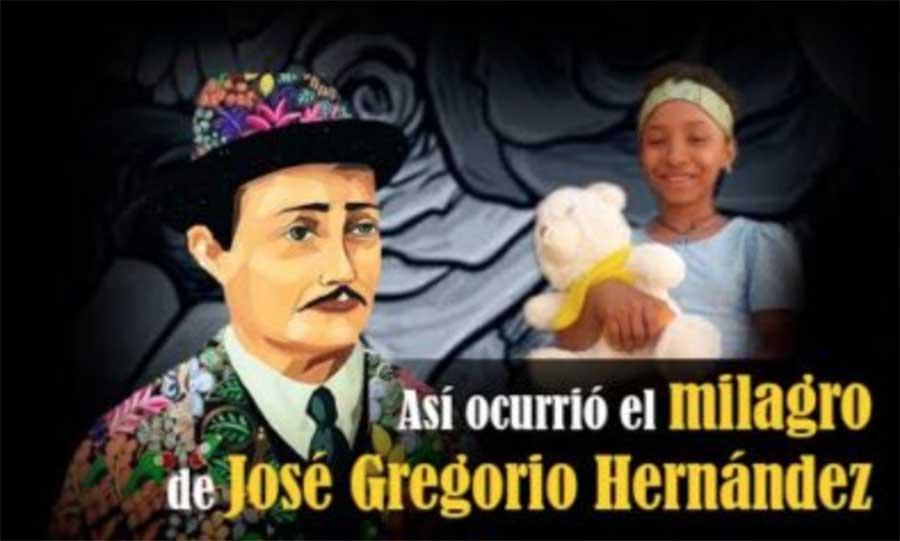 Beatificación de José Gregorio Hernández, el médico de los pobres