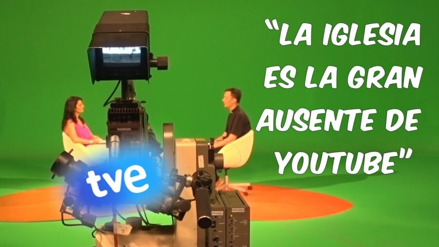 Youtube, jóvenes e iglesia en el programa Últimas preguntas con @smdani