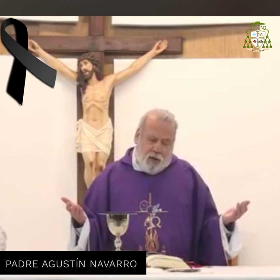 Padre Agustín Navarro