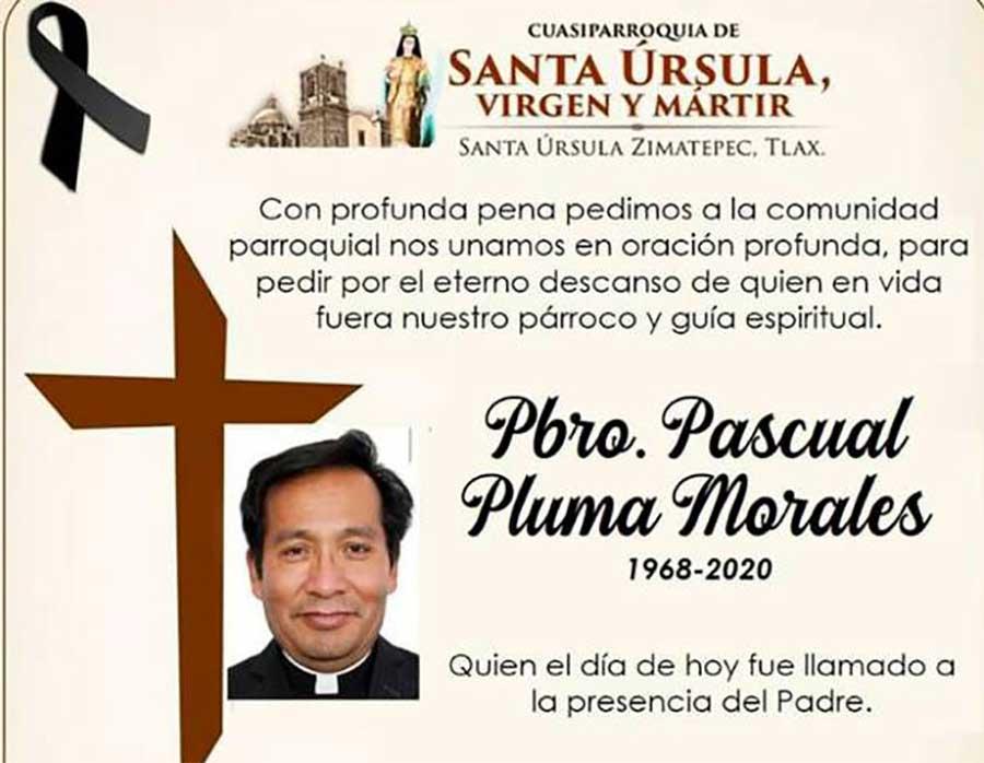 Padre Pascual DEP