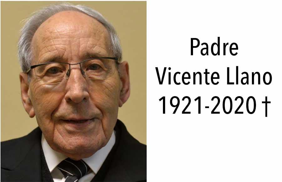 Padre Vicente Llano