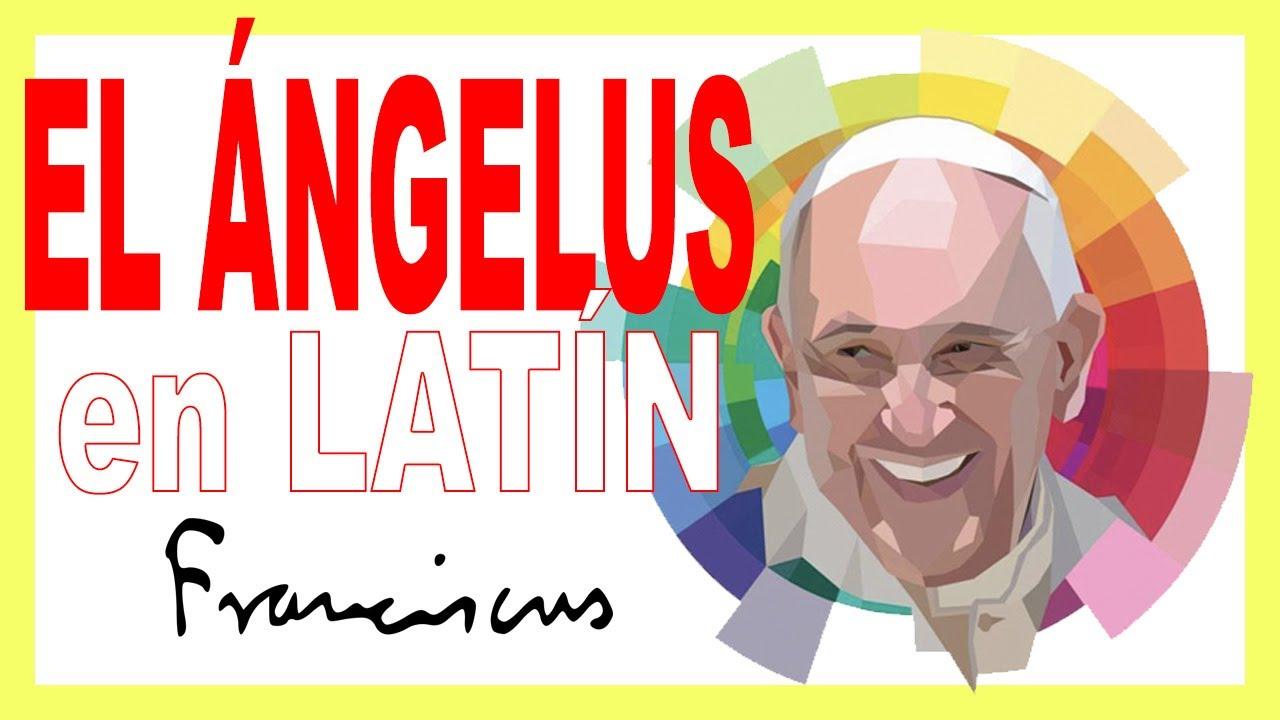 ORACIÓN del ÁNGELUS en latín
