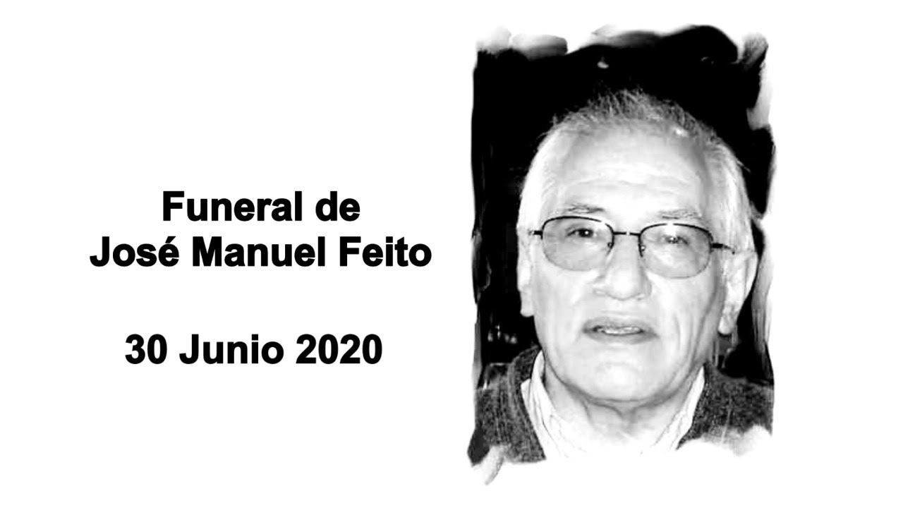 FALLECE el CURA de Miranda, José Manuel Feito