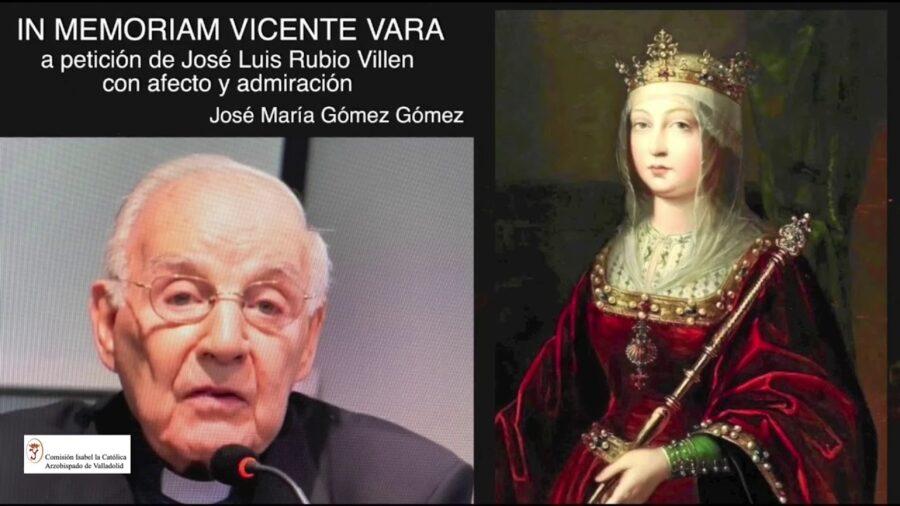 FALLECE el SACERDOTE Vicente Vara