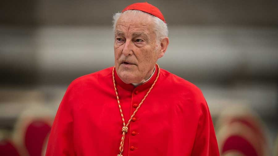 Cardenal Zenon Grocholewski