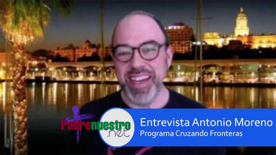 Entrevista a Antonio Moreno