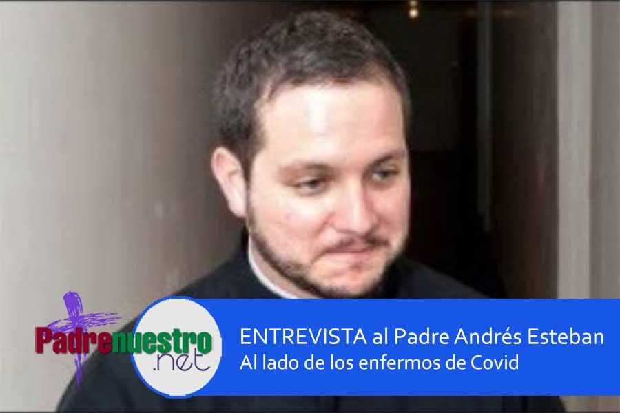 Entrevista a sacerdote covid
