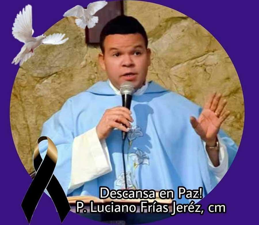Fallece el Padre Luciano Frías