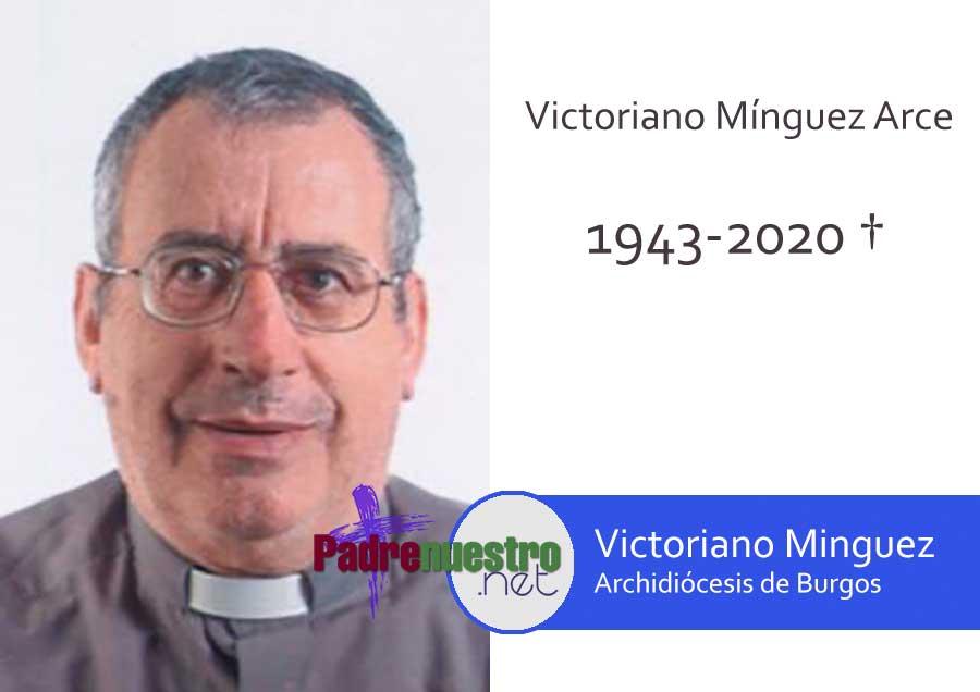 Fallece sacerdote Victoriano