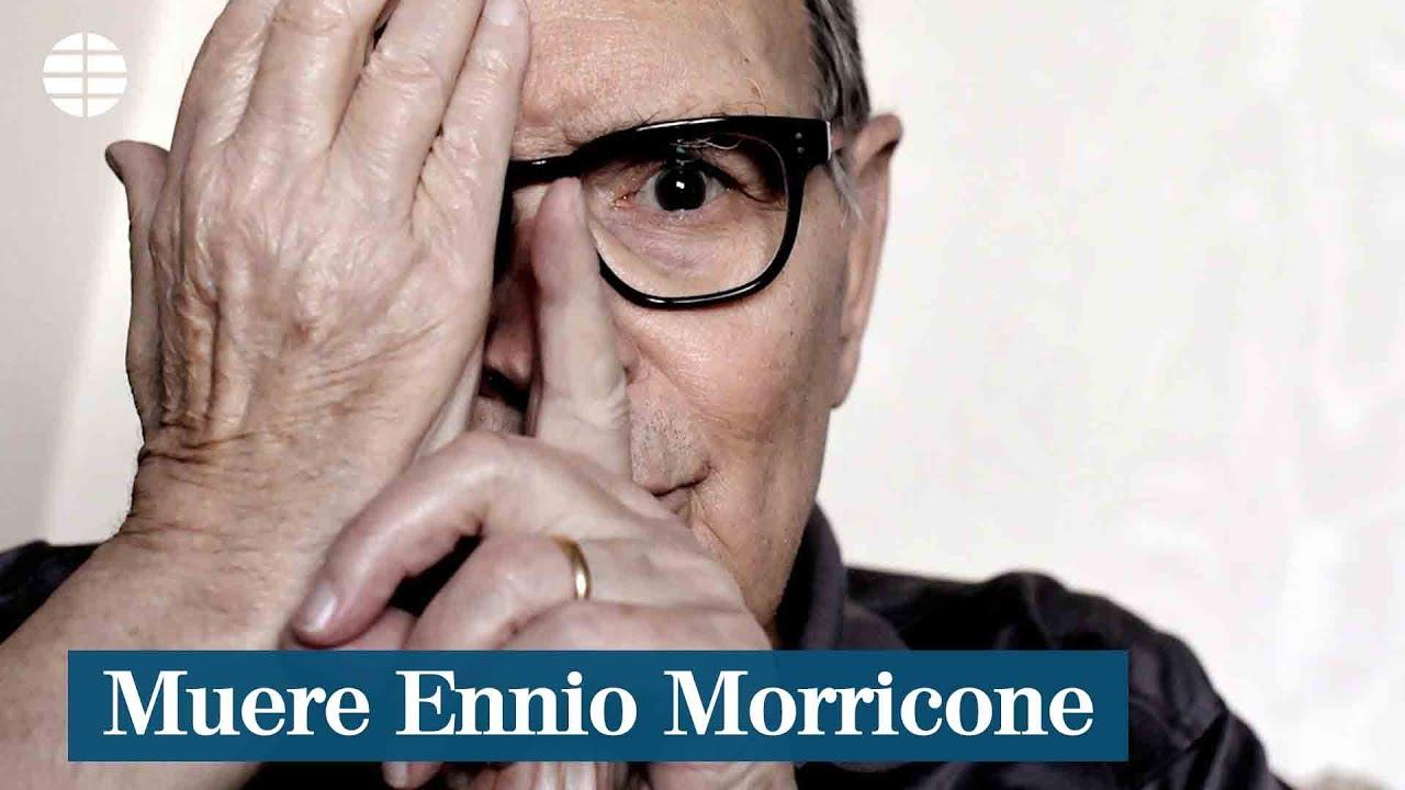 FALLECE ENNIO MORRICONE compositor de la Banda Sonora de La Misión