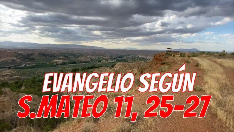 Mateo 11 25-27