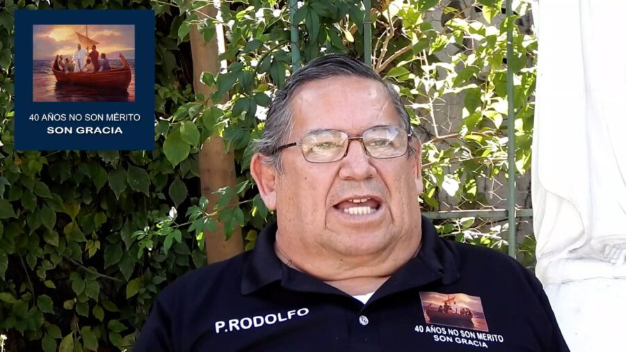 FALLECE el Padre Rodolfo Pachicano