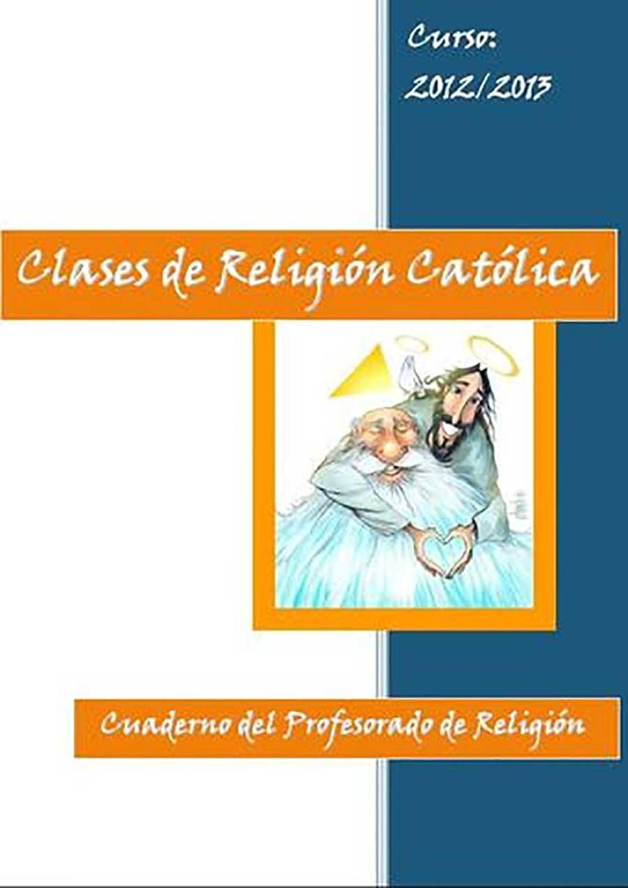 Cuaderno Profesor de Religión