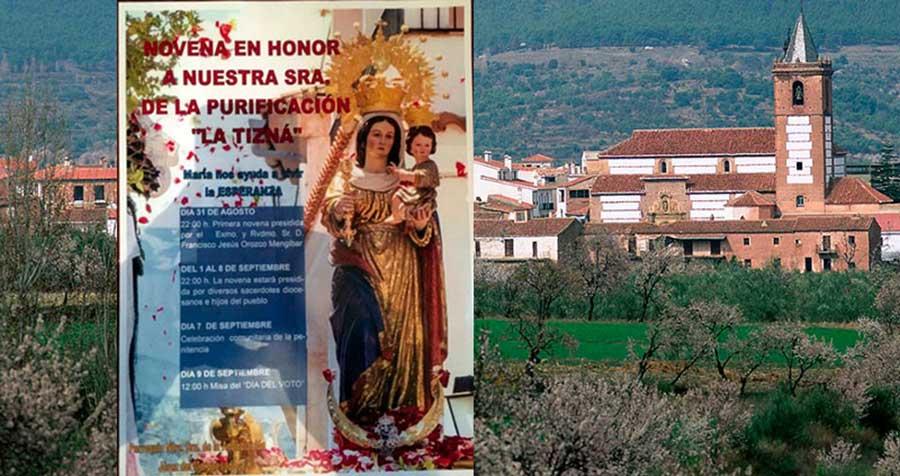La Virgen de la Tizná | Jérez del Marquesado
