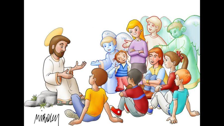 No has nacido amigo para estar triste | Canción cristiana infantiL