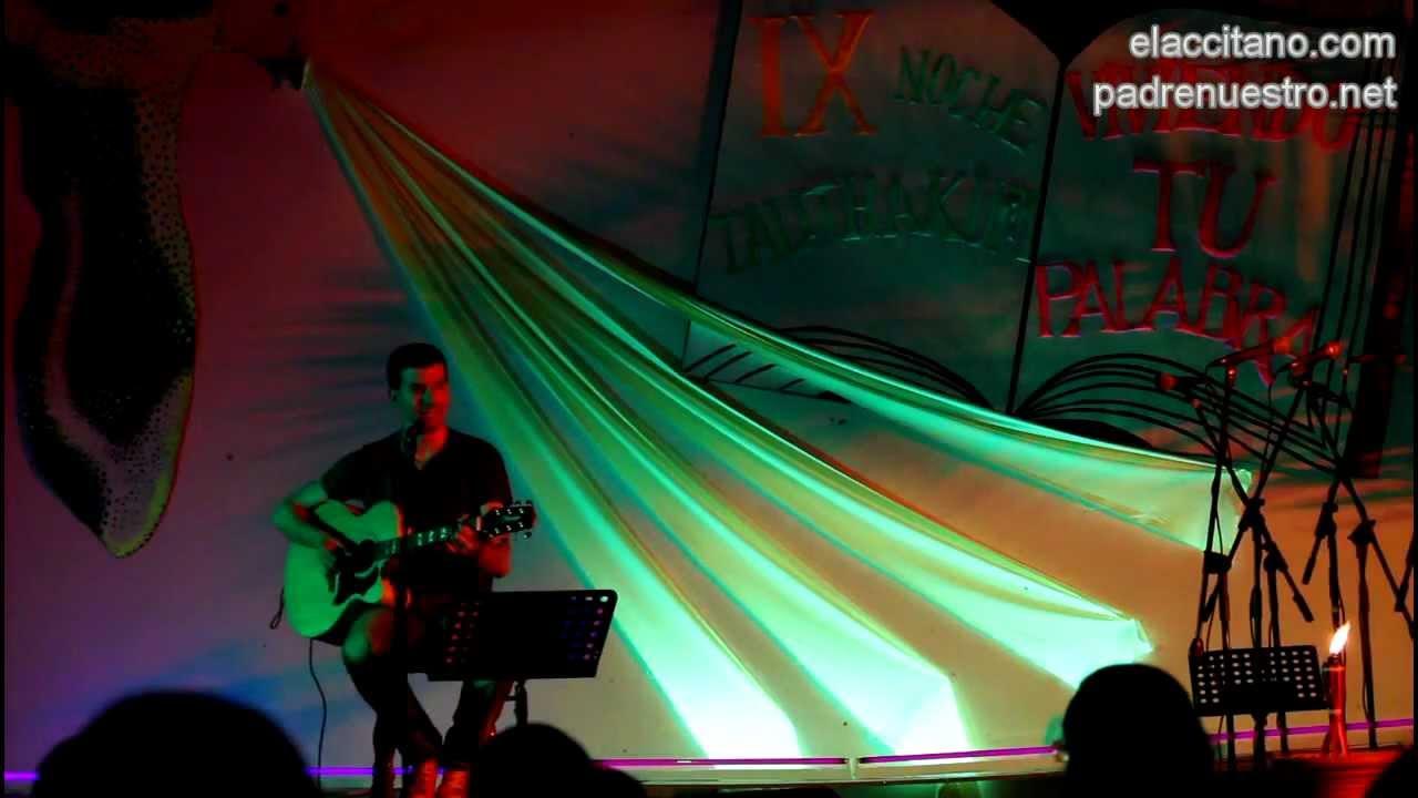 Vienes empujando mi barca - Jesús Cabello - Música cristiana con letra [Vídeo]